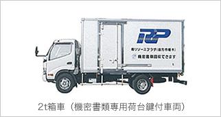 集荷から処理工場までリソースプラザ1 社で安心輸送